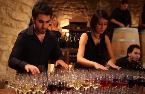 Сицилия, вино и музыка в бокале