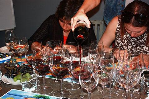 Art & Wine, Искусство и вино