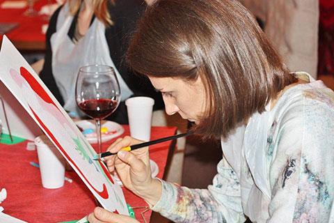 Проект Art & Wine