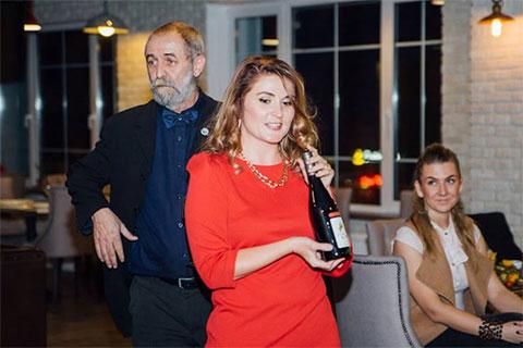 Наталья Николаева, автор проекта Art & Wine
