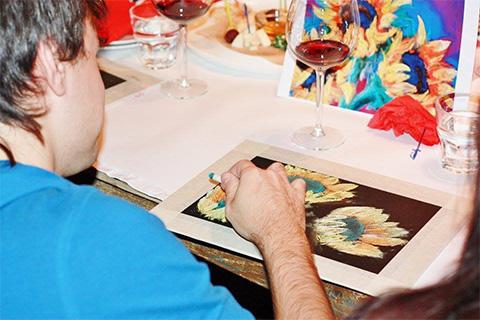 Гости Art & Wine