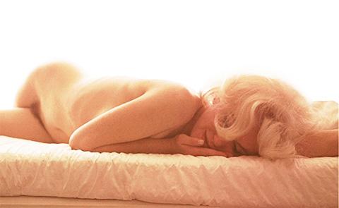Marilyn Monroe By Bert Stern, June, 1962, Мэрилин Монро