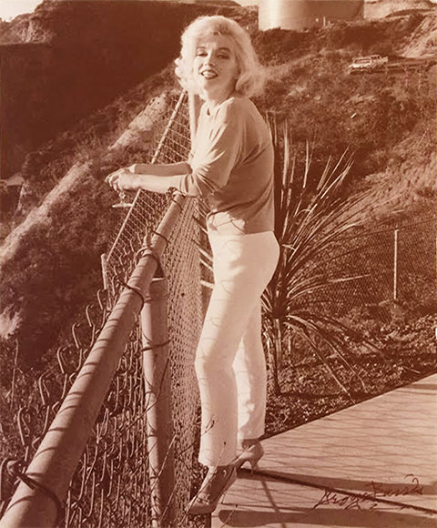 Marilyn Monroe by George Barris, July, 1962, Мэрилин Монро с бокалом шампанского, последние фото, Санта-Моника, фотограф Джордж Баррис